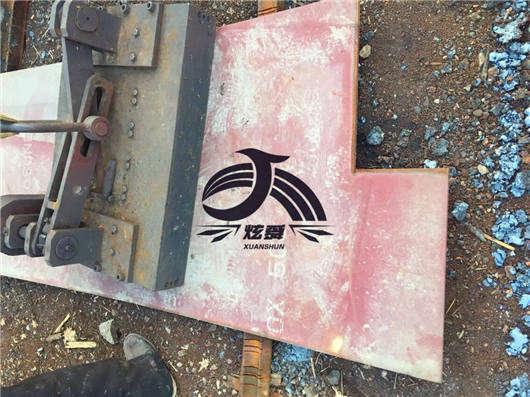 上海hardox500耐磨钢板:hardox500耐磨钢板的切割工艺