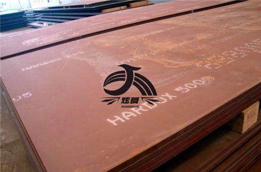 保定HARDOX400耐磨板:库存下降缓慢 钢价一跌再跌进口板不能幸免 耐磨板哪里卖