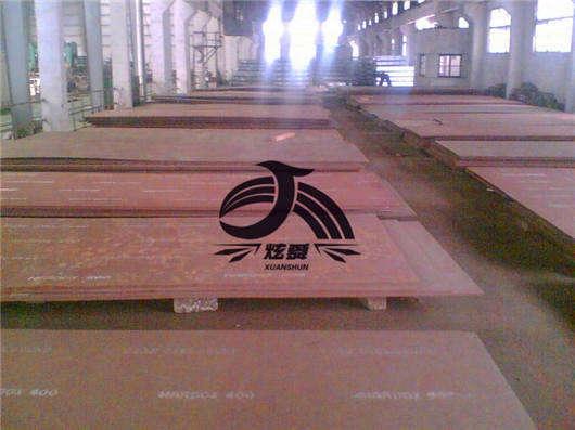 吉林省悍达耐磨板:限产对工地用钢的影响到底有多大?耐磨板多少钱一吨